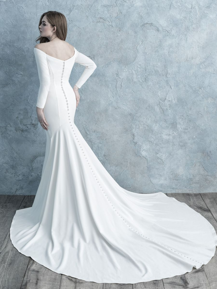 Abito da Sposa 9668 by Allure Bridals