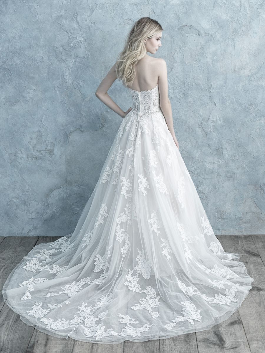 Vestito da Sposa Allure Bridals 9672 by Allure Bridals