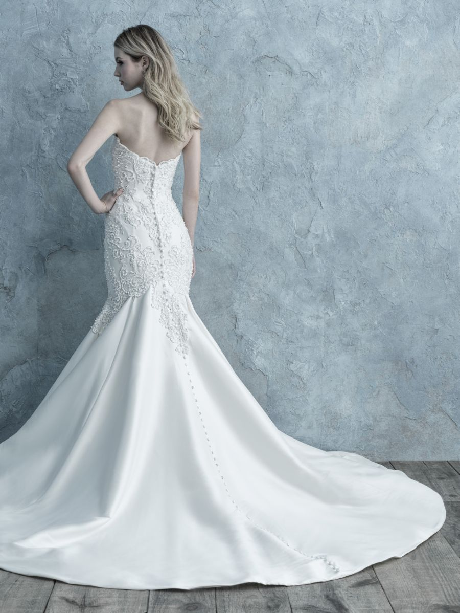 Vestito da Sposa 9673 by Allure Bridals