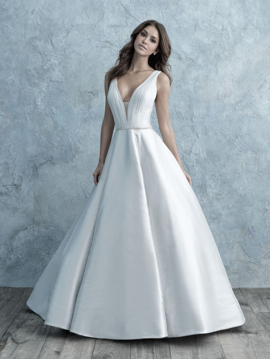 Vestito da Sposa 9680 by Allure Bridals