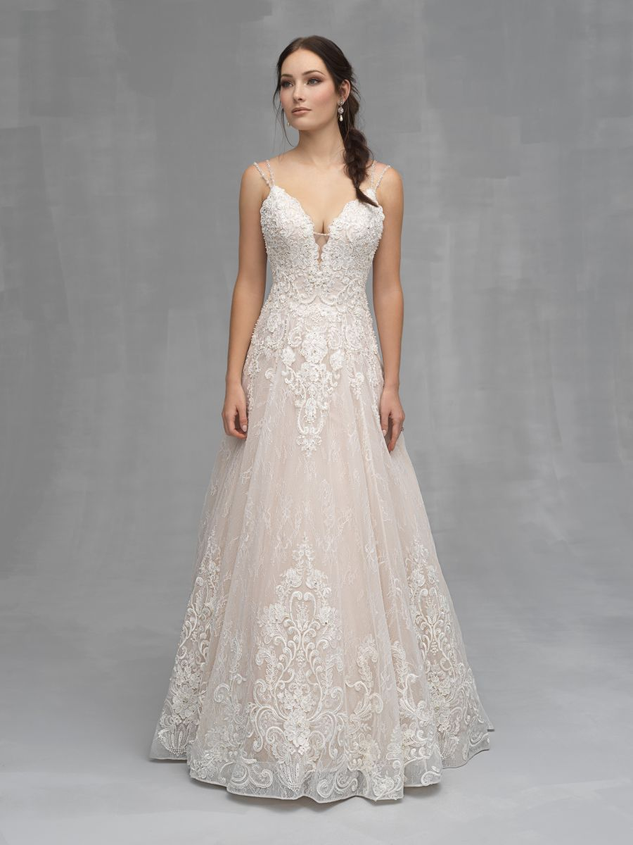 Vestito da Sposa Allure Bridals C524 by Allure Bridals
