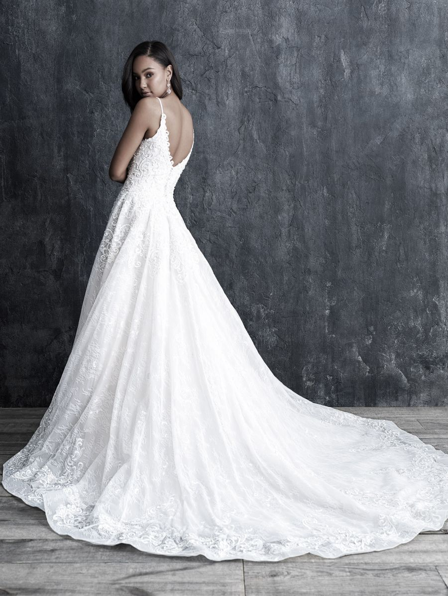 Vestito da Sposa C542 by Allure Bridals