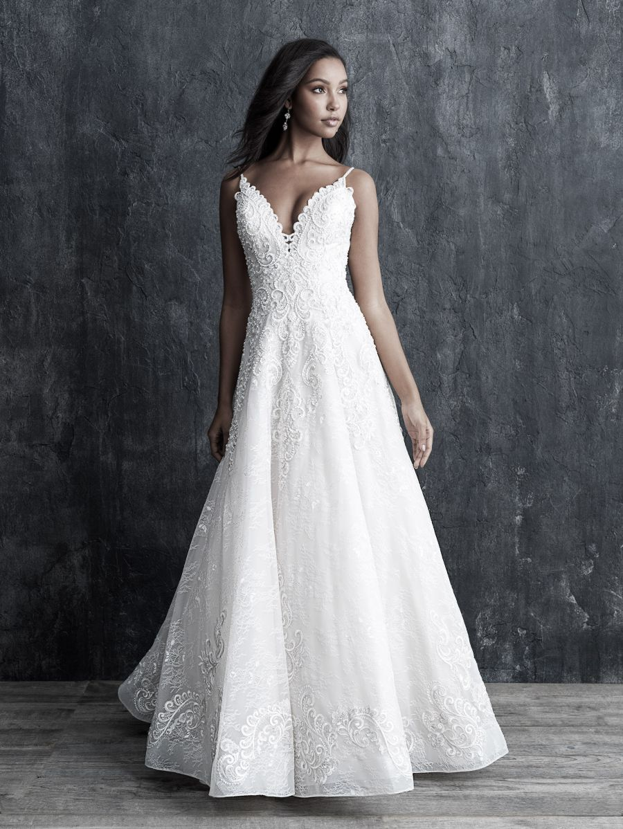 Abito da Sposa C542 by Allure Bridals
