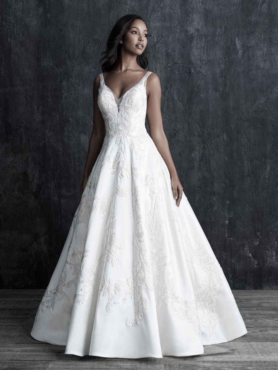 Abito da Sposa C544 by Allure Couture