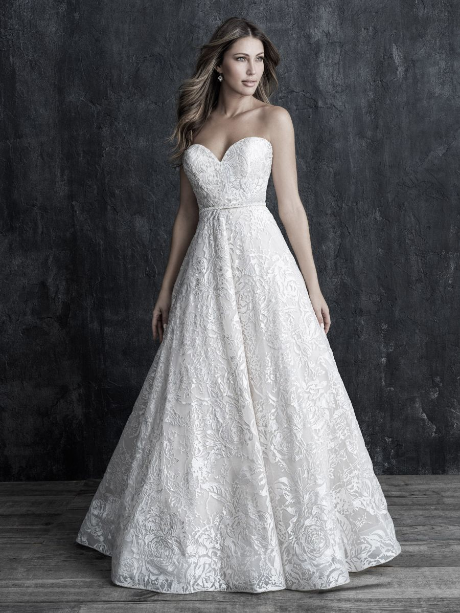 Abito da Sposa C549 by Allure Bridals