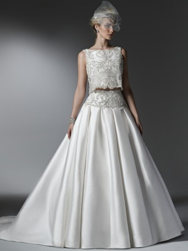 Abito da Sposa Dharma by Sottero and Migdley