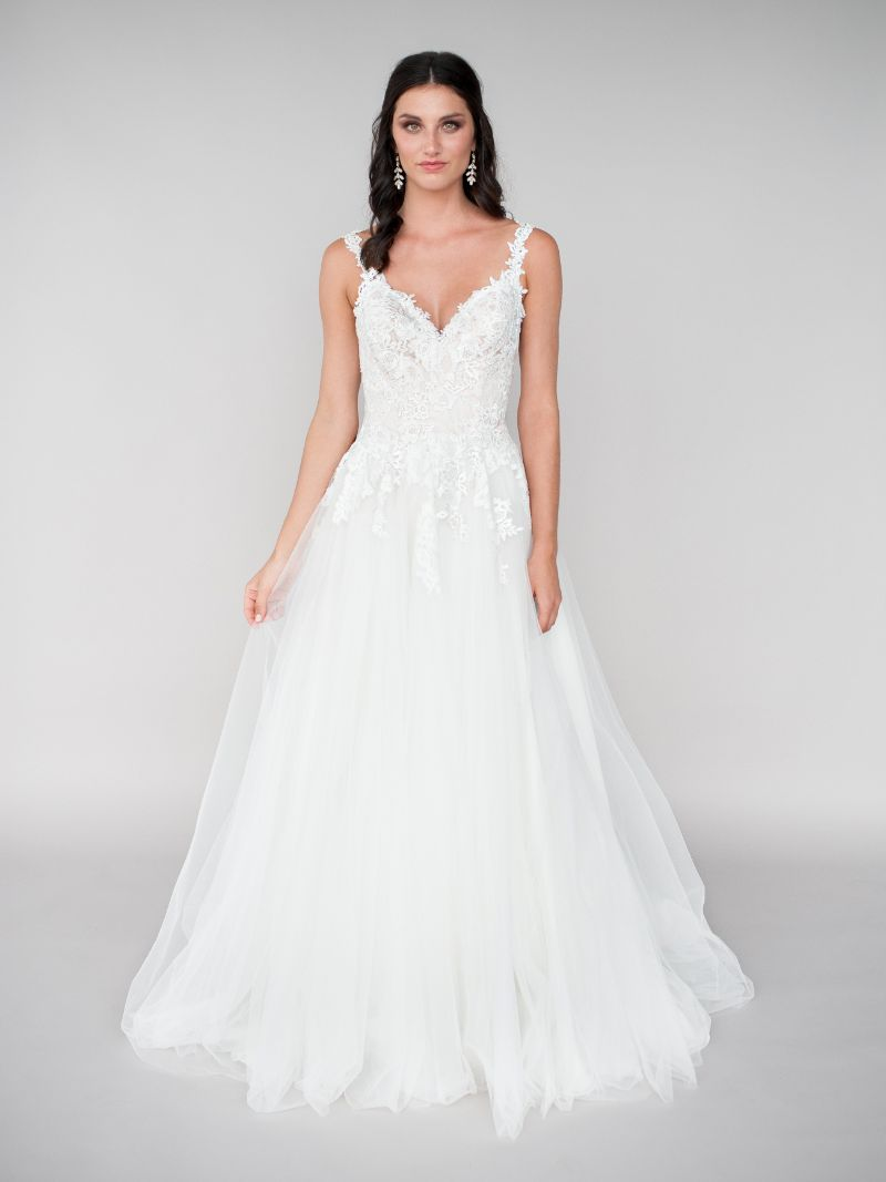 Vestito da Sposa Allure Bridals L460 by Allure Bridals