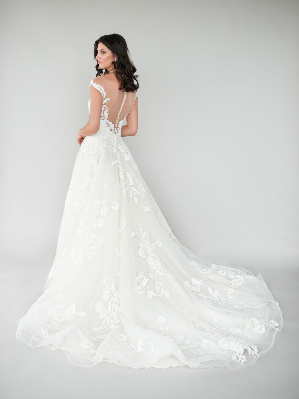 Abito da Sposa L480 by Allure Bridals