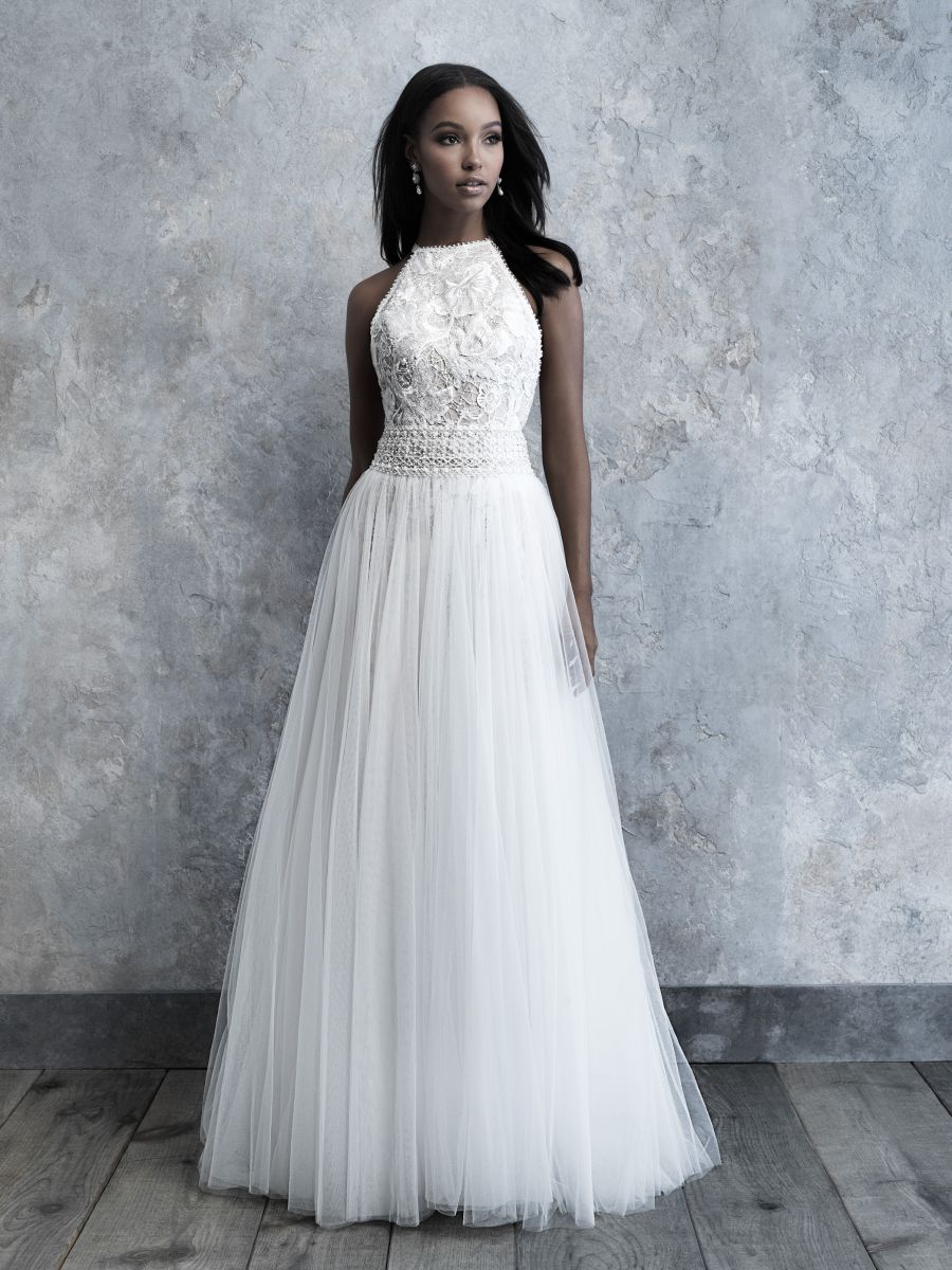 Vestito da Sposa MJ500 by Allure Bridals