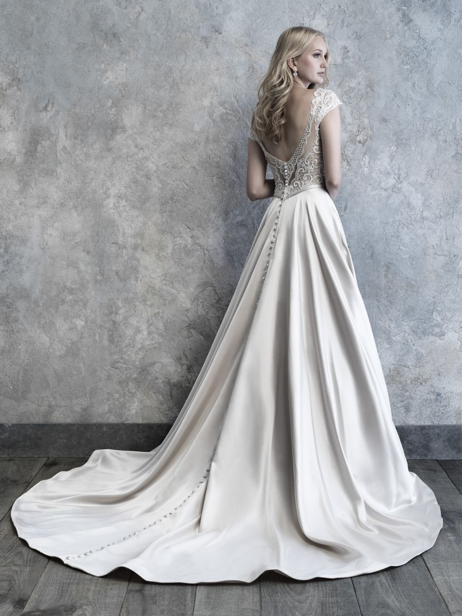 Abito da Sposa MJ506 by Allure Bridals