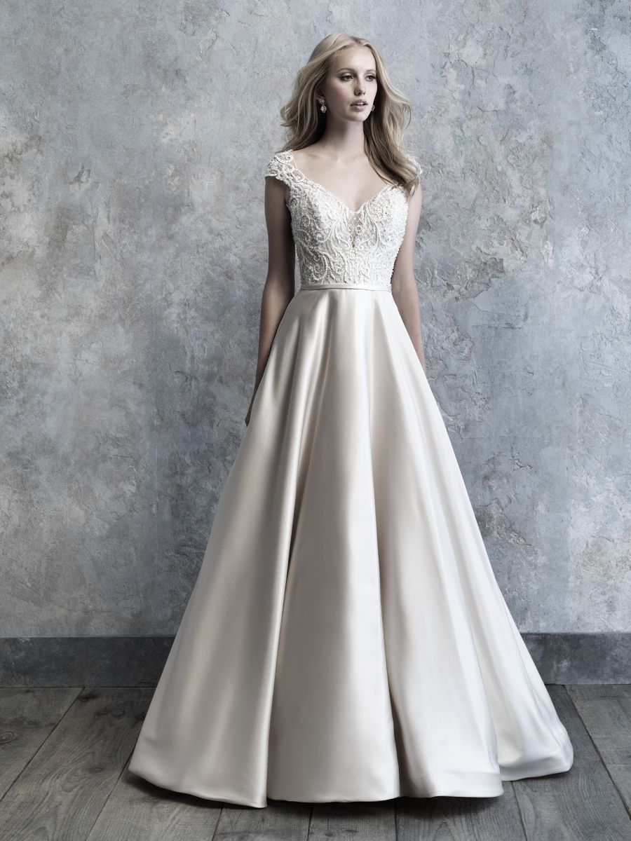 Vestito da Sposa MJ506 by Allure Bridals