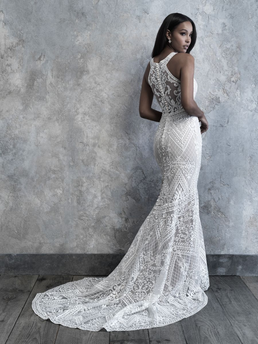 Vestito da Sposa Allure Bridals MJ507 by Allure Bridals
