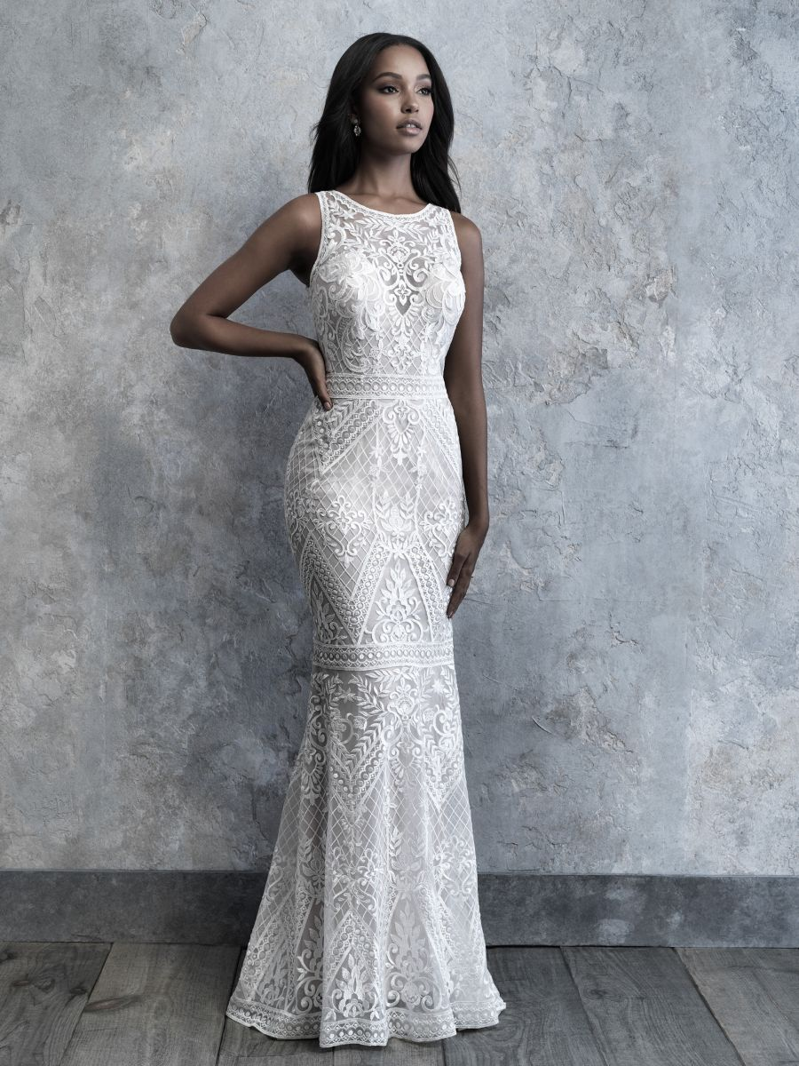 Abito da Sposa Allure Bridals MJ507 by Allure Bridals