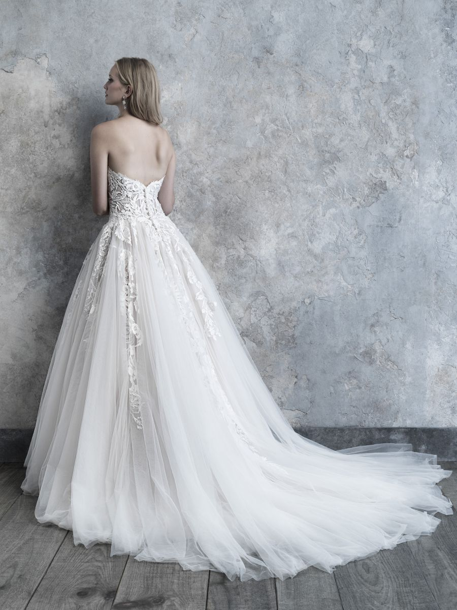 Abito da Sposa MJ509 by Allure Bridals