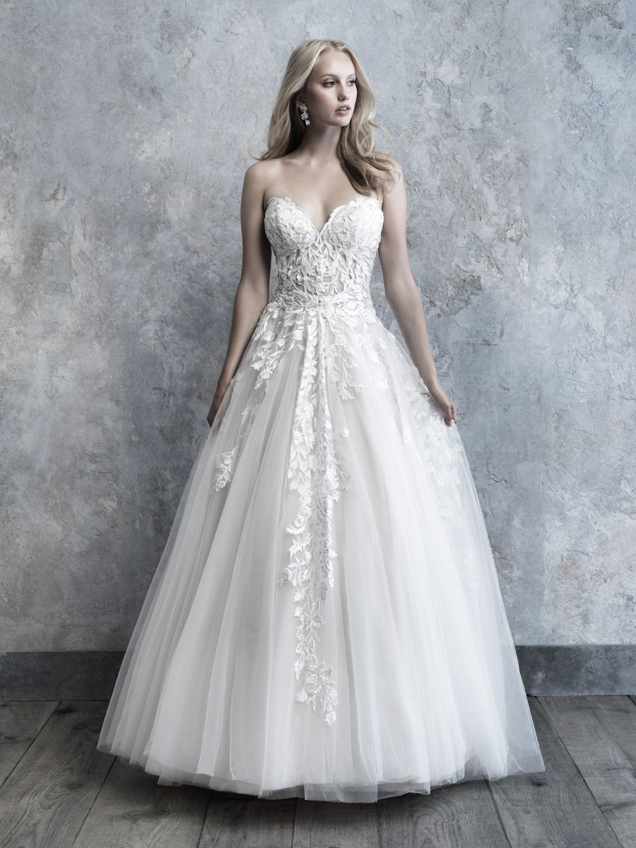 Vestito da Sposa MJ509 by Allure Bridals