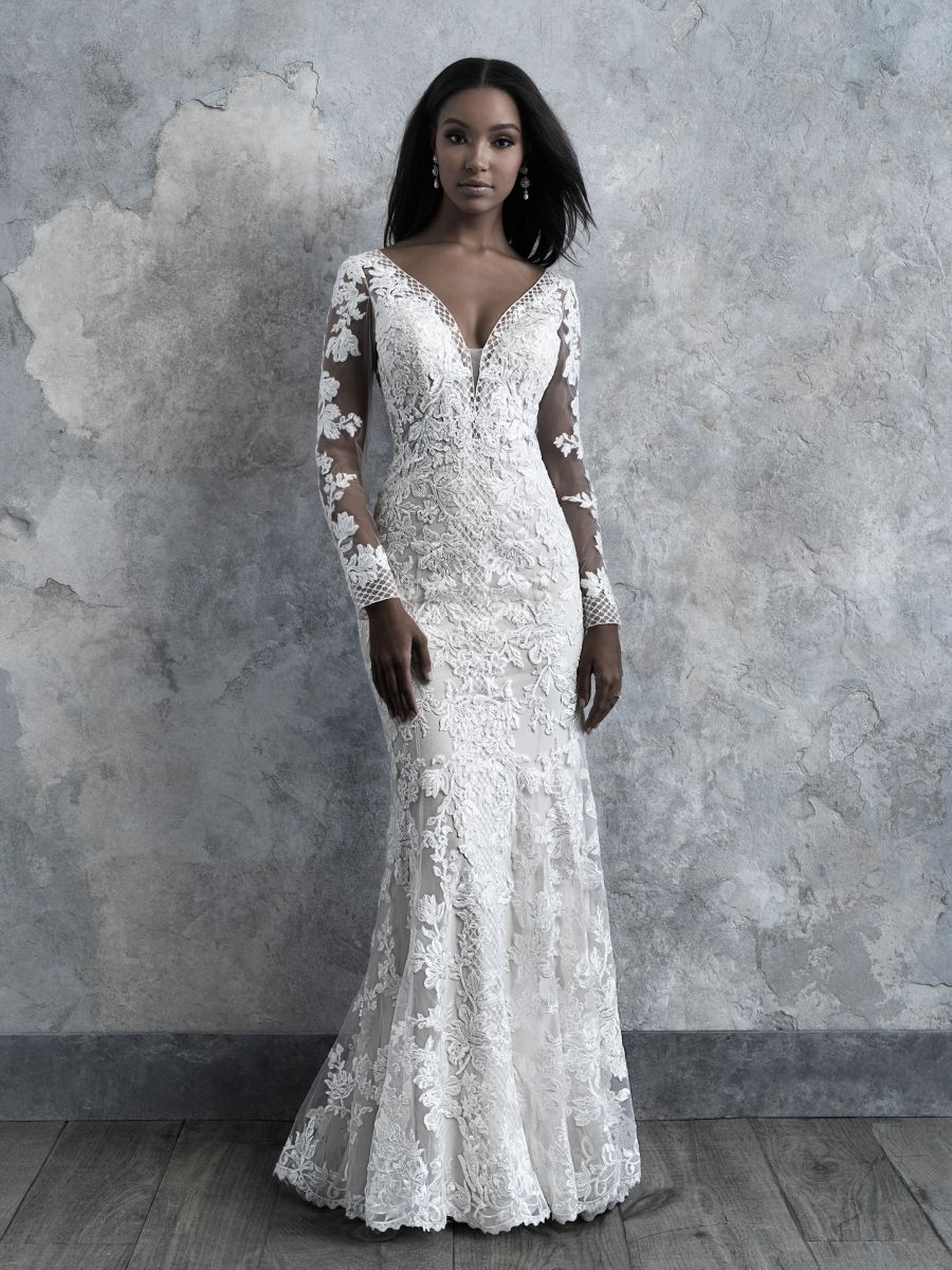 Abito da Sposa MJ511 by Allure Bridals