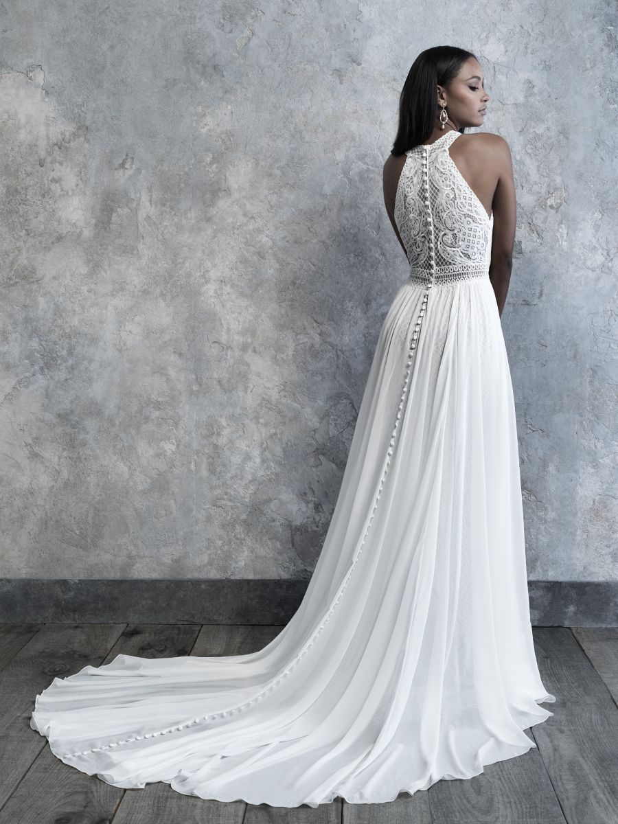 Abito da Sposa MJ512 by Allure Bridals