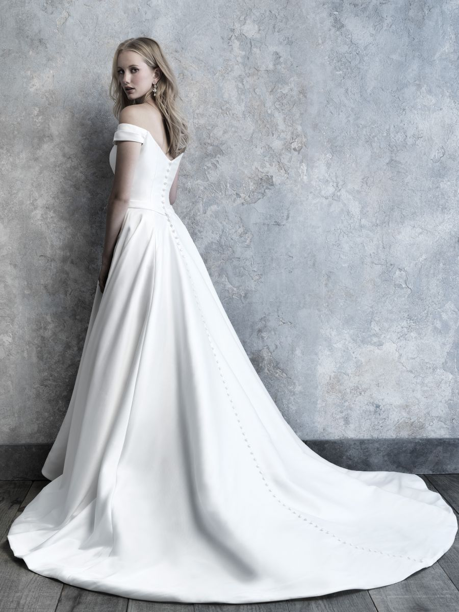 Vestito da Sposa MJ513 by Allure Bridals