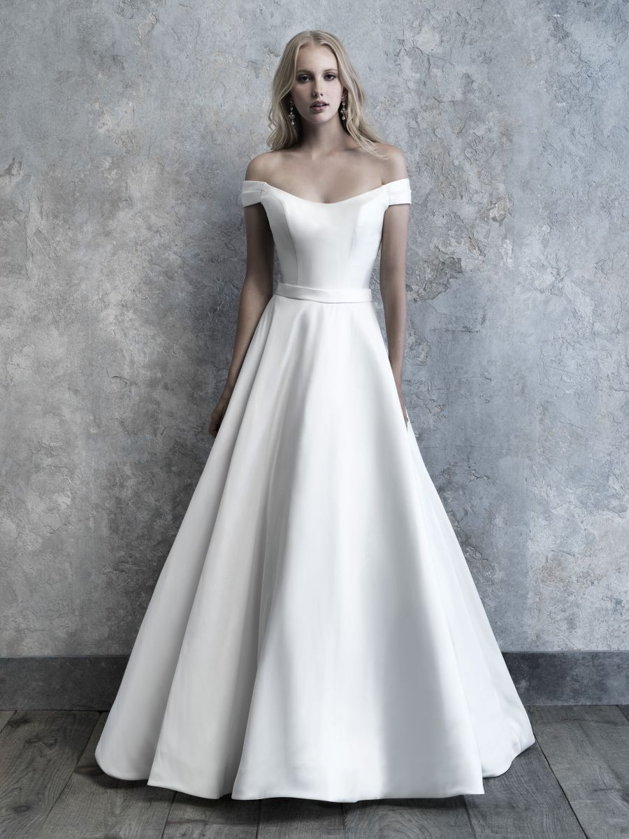 Abito da Sposa MJ513 by Allure Bridals