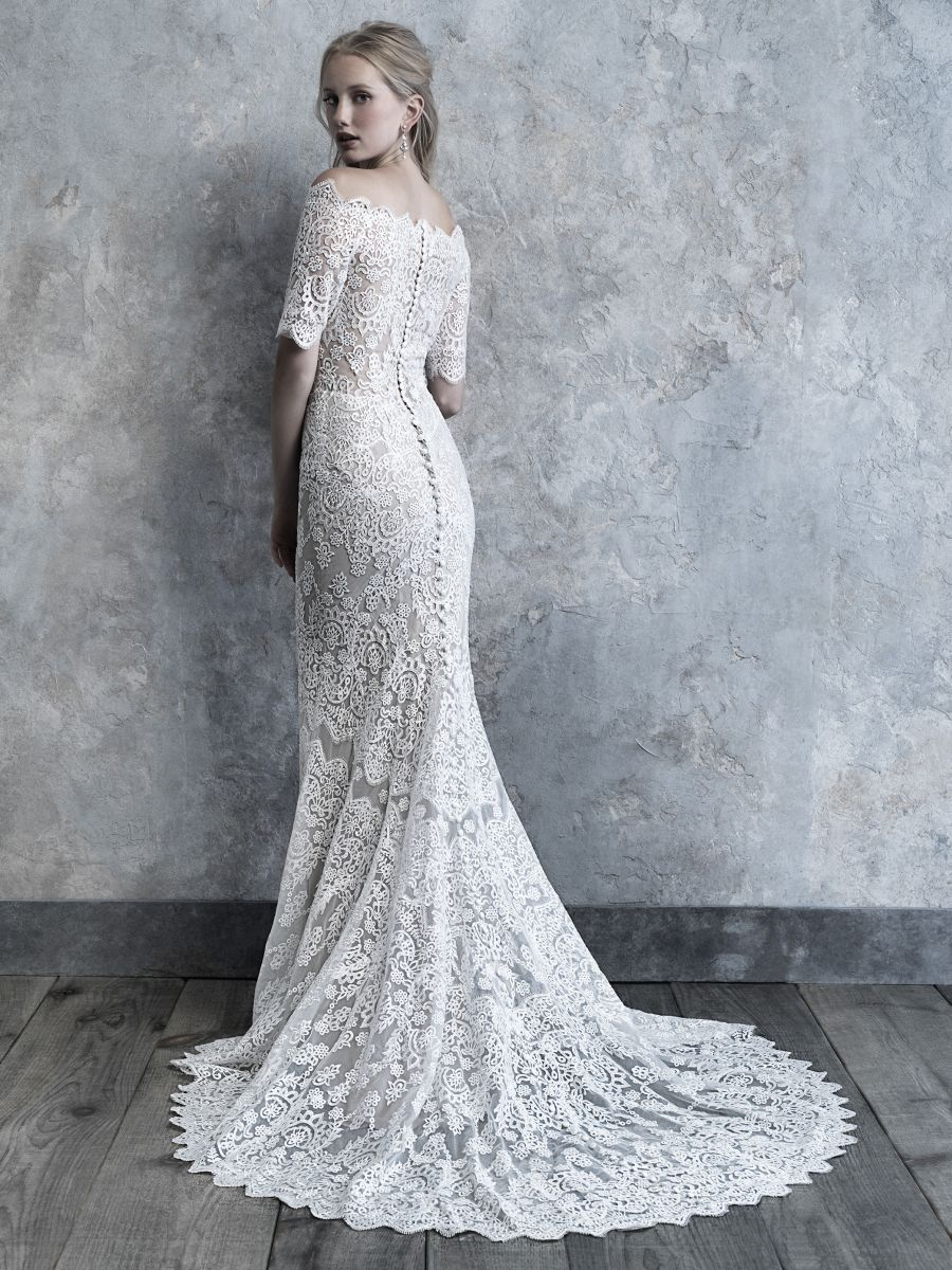 Abito da Sposa MJ515 by Allure Bridals