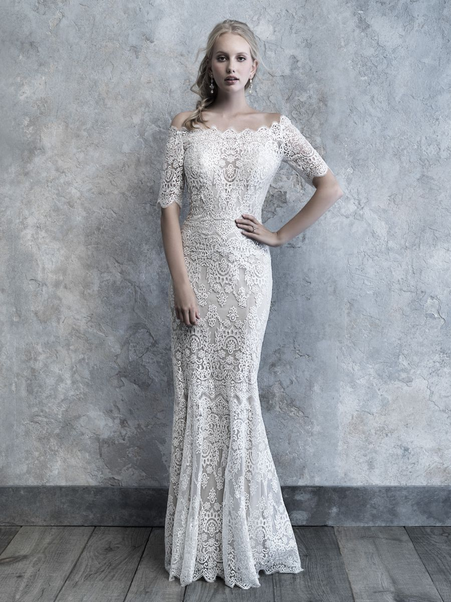 Vestito da Sposa MJ515 by Allure Bridals