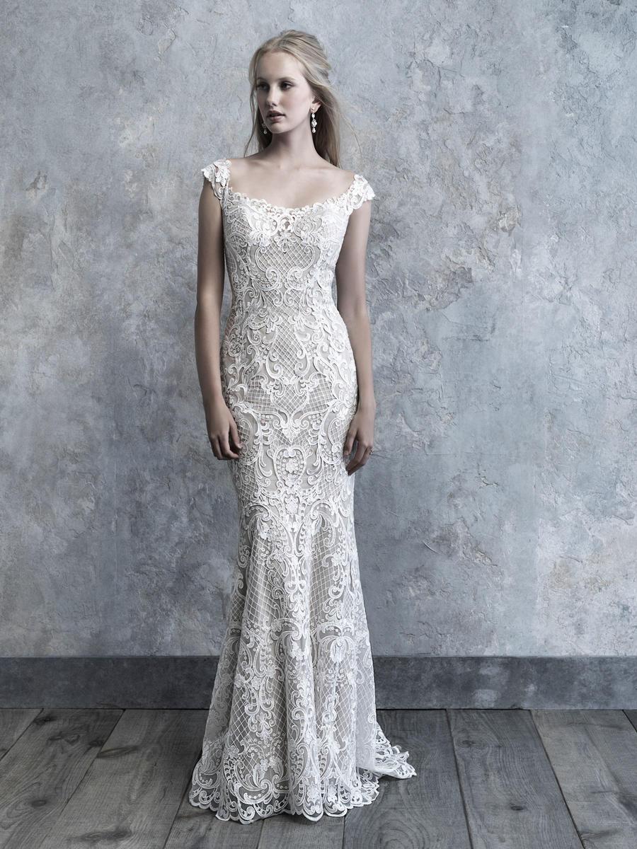 Vestito da Sposa MJ517 by Madison James