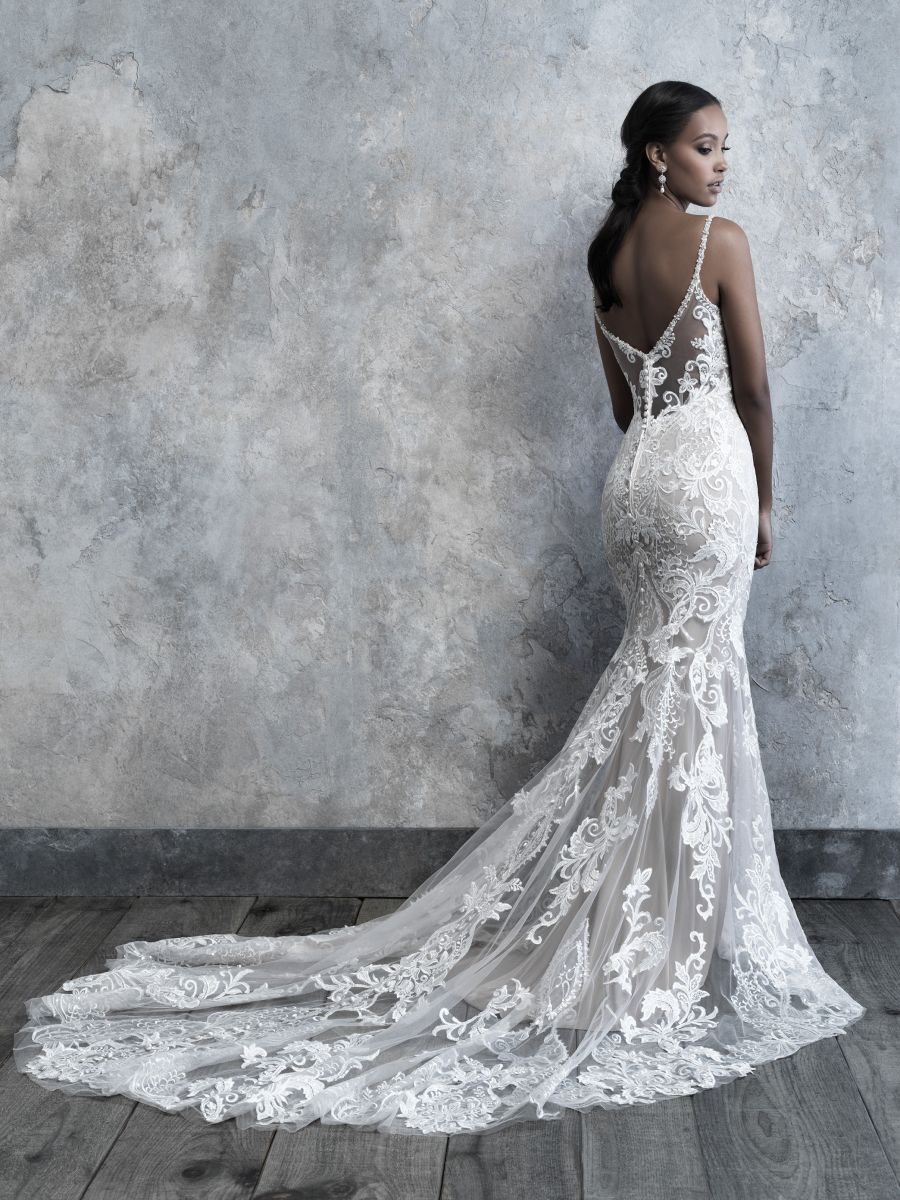 Vestito da Sposa Allure Bridals MJ520 by Allure Bridals