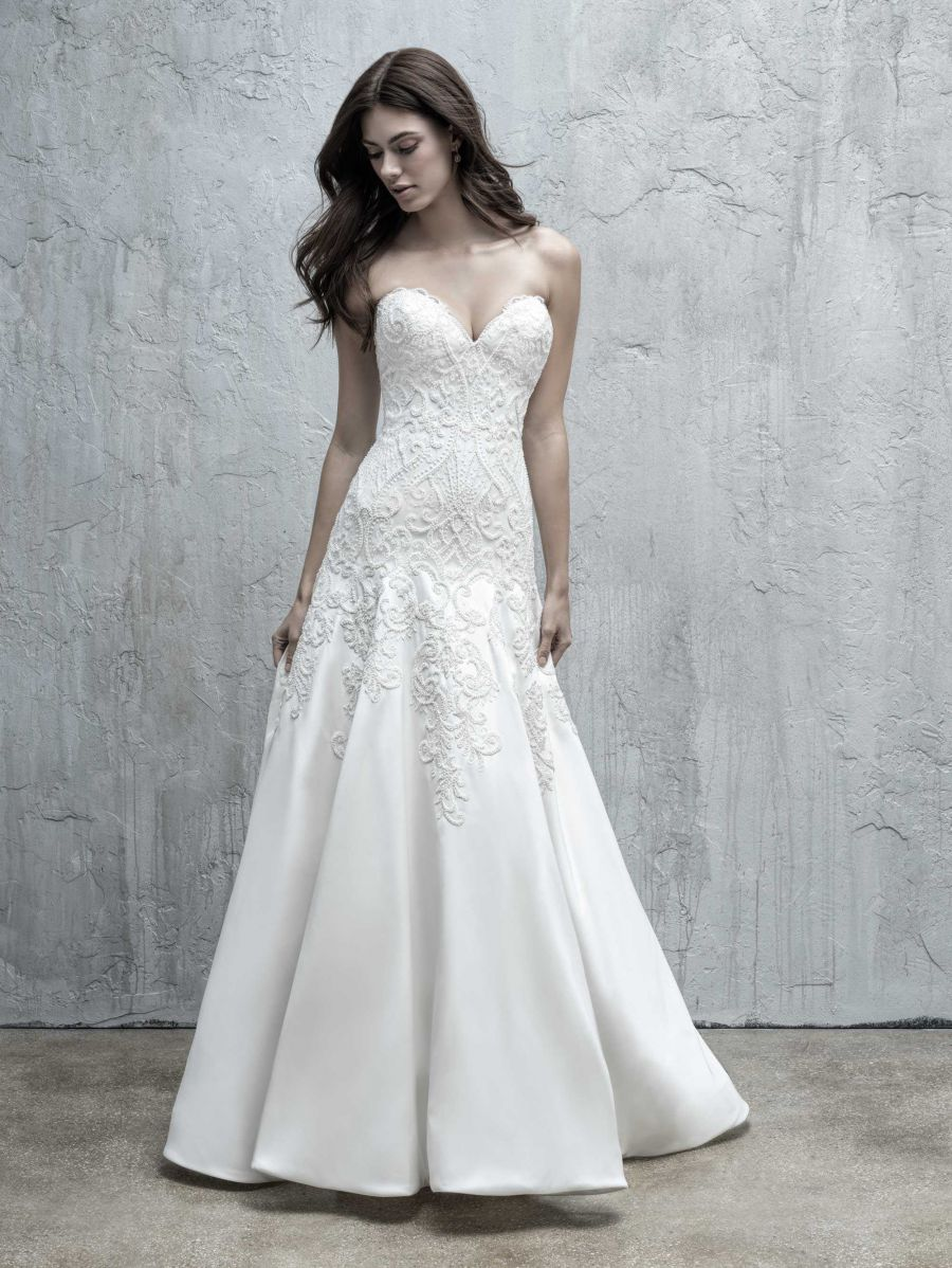 Vestito da Sposa Allure Bridals MJ553 by Allure Bridals