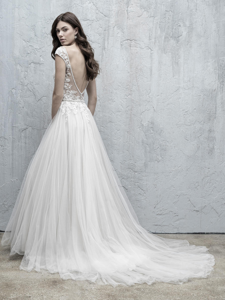 Vestito da Sposa MJ568 by Madison James