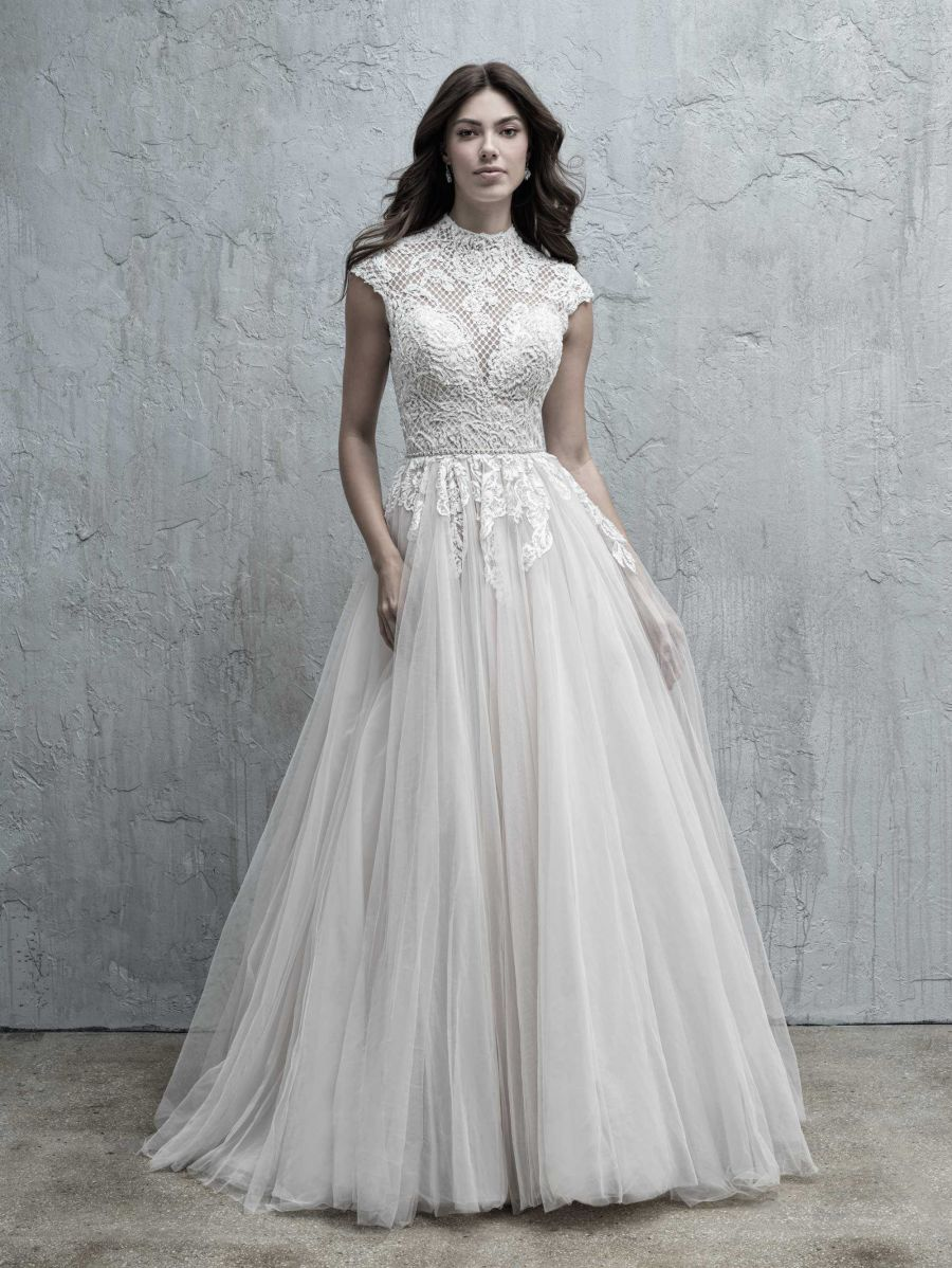 Abito da Sposa MJ574 by Allure Bridals
