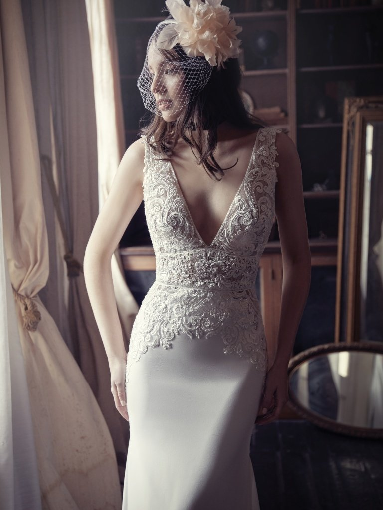Vestito da Sposa Aidan by Maggie Sottero