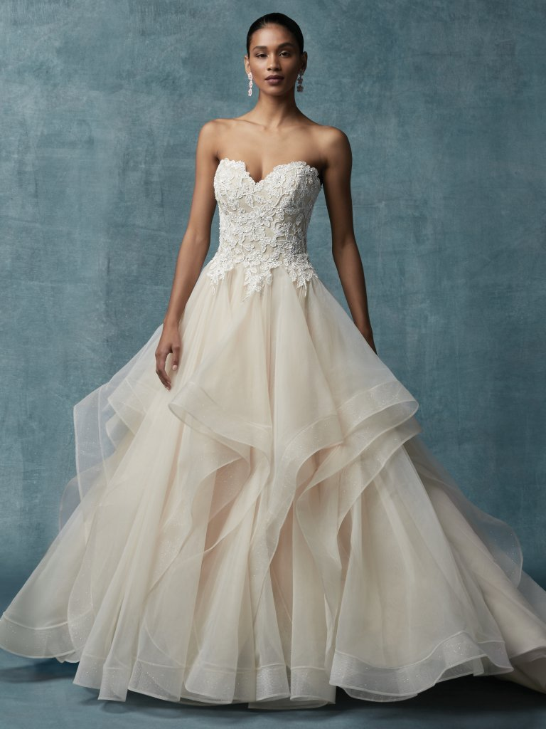 Vestito da Sposa Anastasia by Maggie Sottero