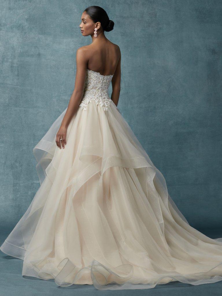 Vestito da Sposa Grandi Firme Anastasia by Maggie Sottero