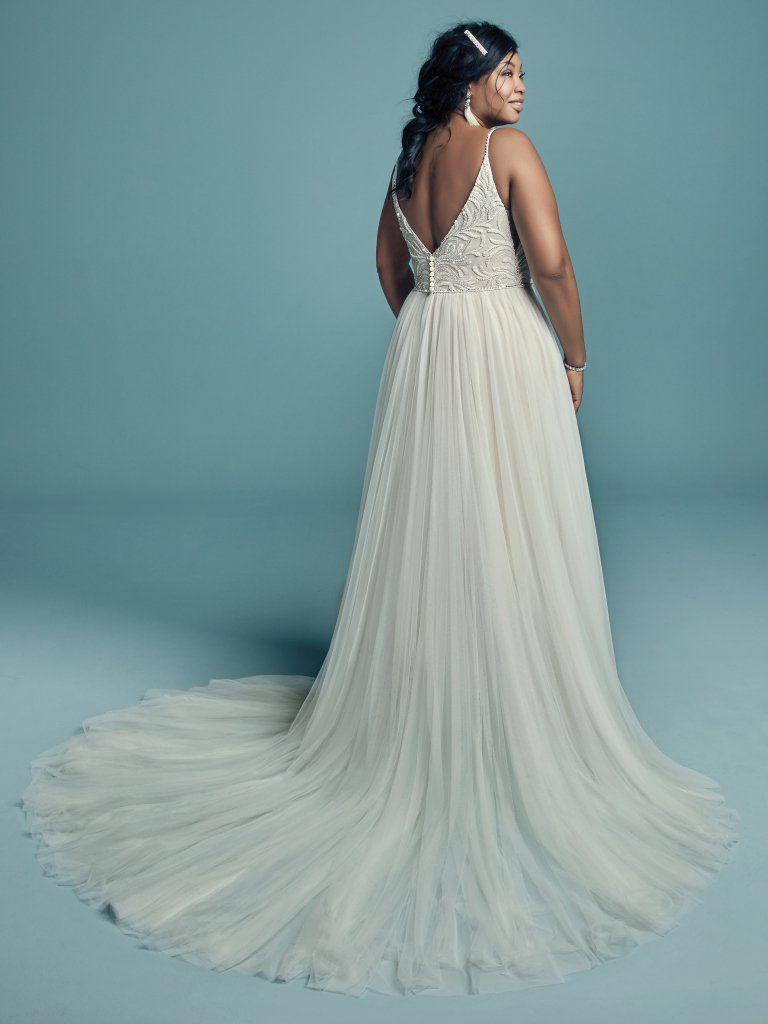 Abito da Sposa Plus Size Charlene Lynette by Maggie Sottero