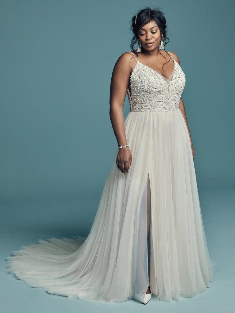 Vestito da Sposa Taglie Generose Charlene Lynette by Maggie Sottero