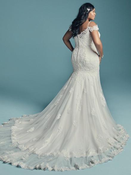 Vestito da Sposa Taglie Generose Della Lynette by Maggie Sottero