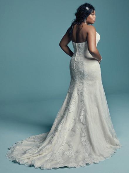 Vestito da Sposa Taglie Generose Freida Lynette by Maggie Sottero