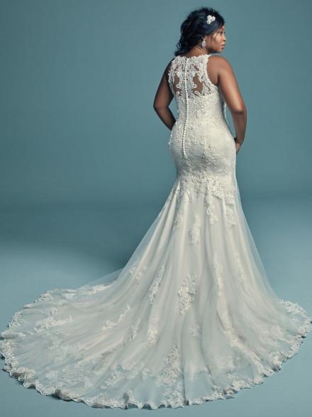 Abito da Sposa Plus Size Kendall Lynette by Maggie Sottero