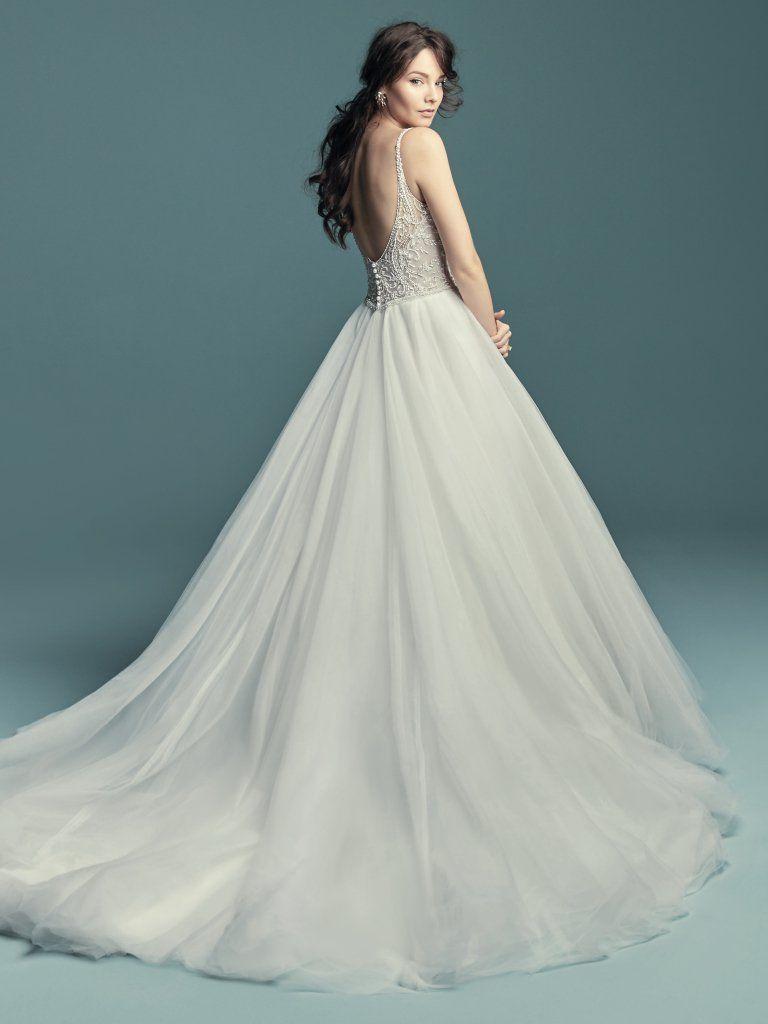 Vestito da Sposa Maggie Sottero Lucca by Maggie Sottero