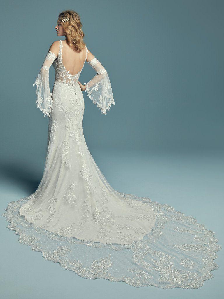 Vestito da Sposa Grandi Firme Lucienne Marie by Maggie Sottero