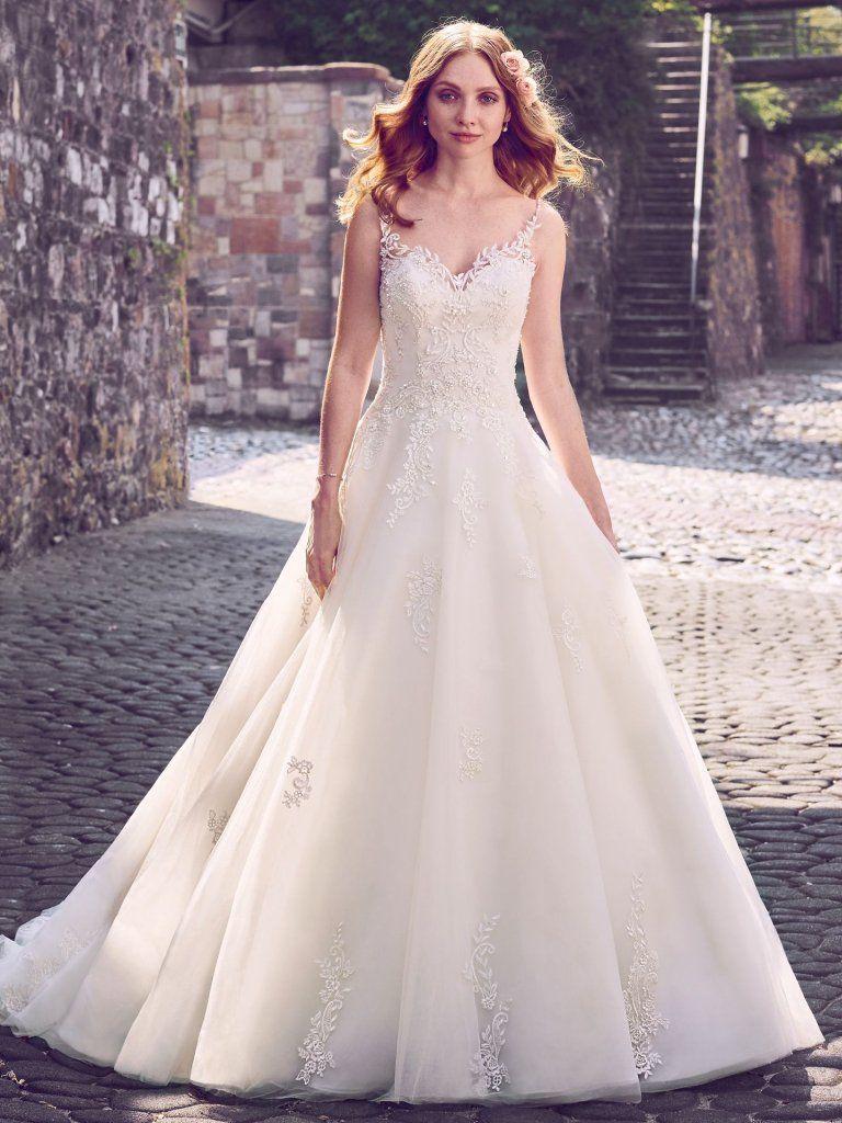 Vestito da Sposa Rebecca Ingram Amara by Maggie Sottero