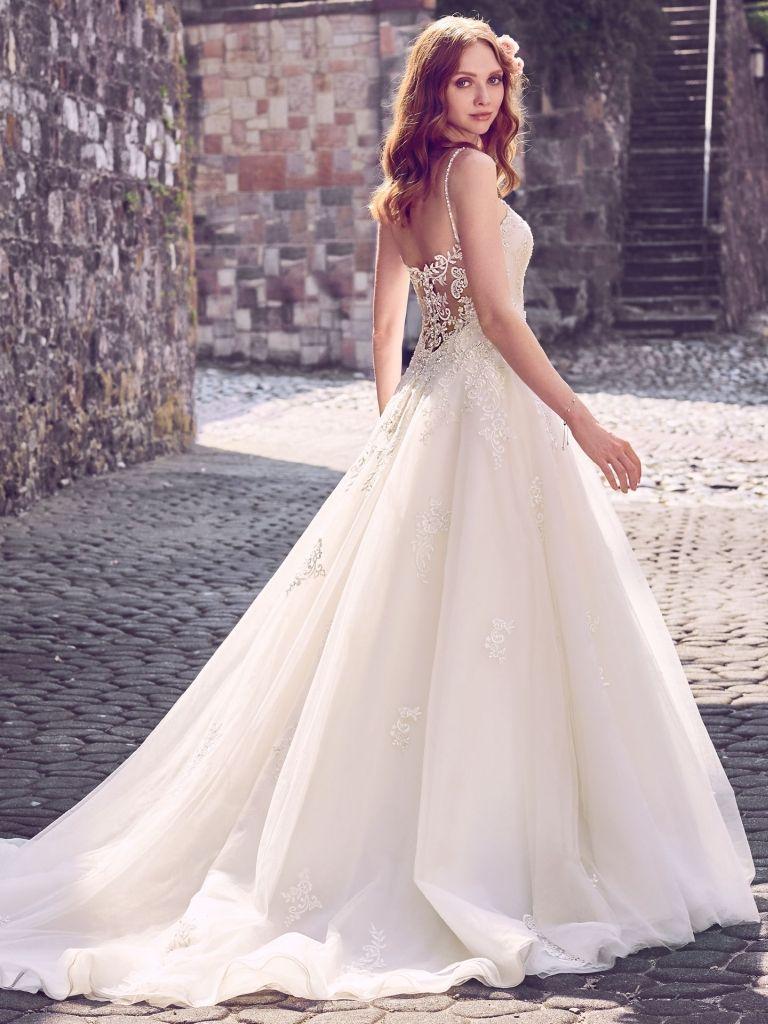 Vestito da Sposa Grandi Firme Amara by Maggie Sottero
