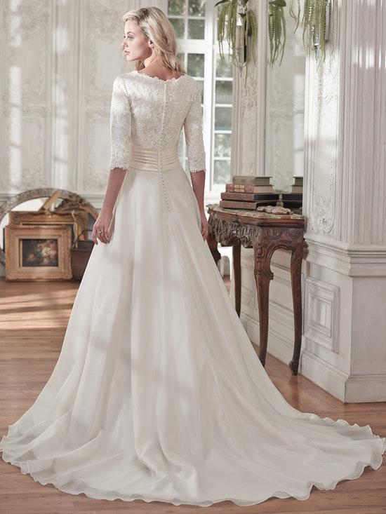 Vestito da Sposa Brentleigh by Maggie Sottero