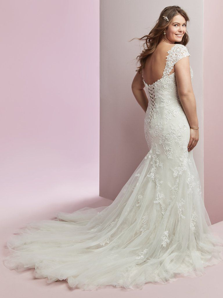 Vestito da Sposa Amber Lynette by Rebecca Ingram