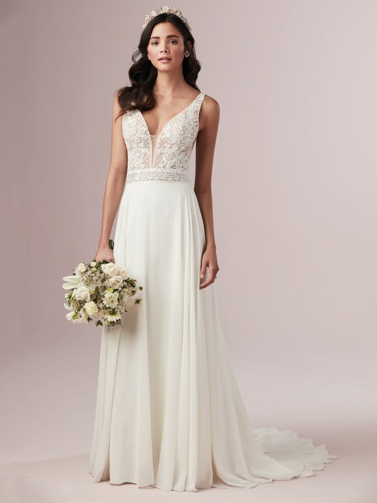 Abito da Sposa Mildred Rebecca Ingram