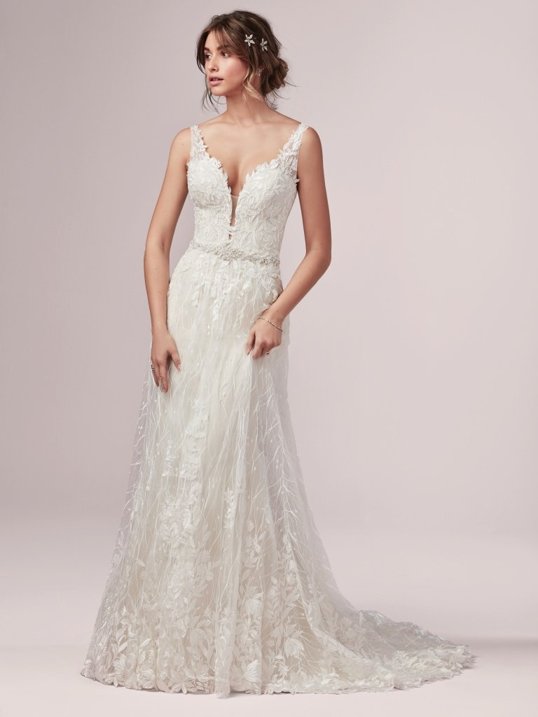 Vestito da Sposa in Offerta Molly by Rebecca Ingram