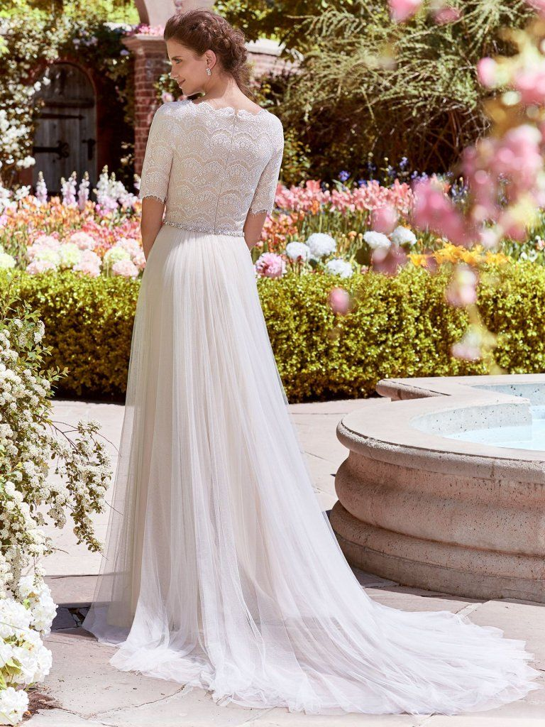 Vestito da Sposa Cathy Anne by Rebecca Ingram