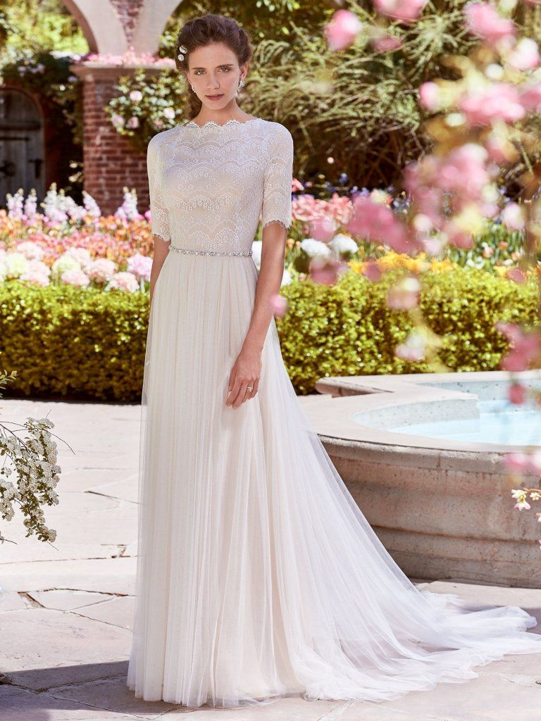 Abito da Sposa Maggie Sottero Cathy Anne by Rebecca Ingram
