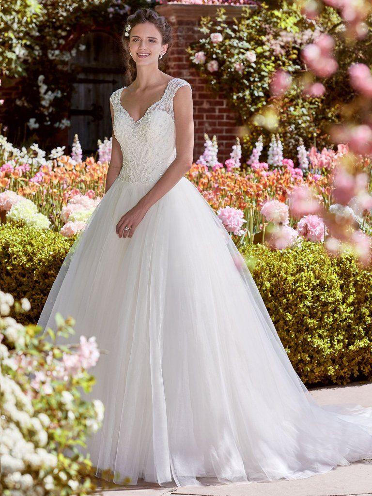 Vestito da Sposa in Offerta Leanne by Rebecca Ingram