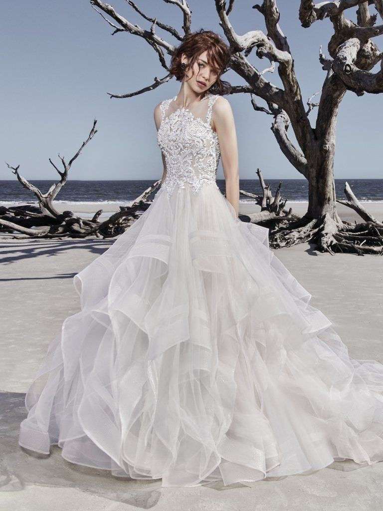 Vestito da Sposa Sottero And Midgley Ariya by Sottero & Midgley